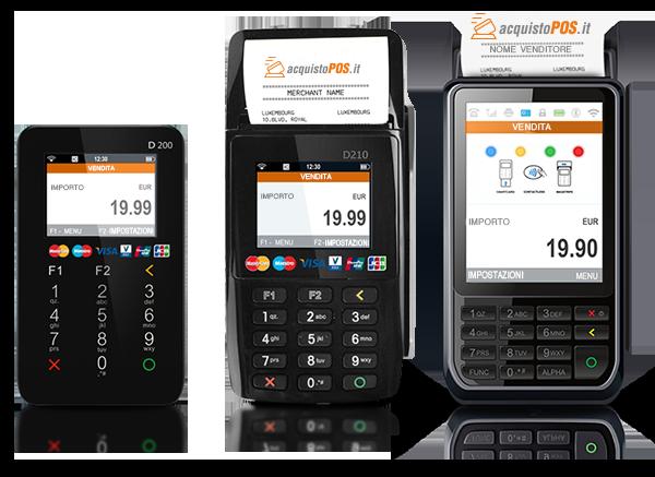 terminali per accettare pagamenti con bancomat